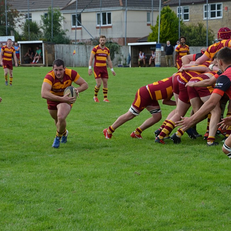 1sts- A tale of two halves results in narrow victory