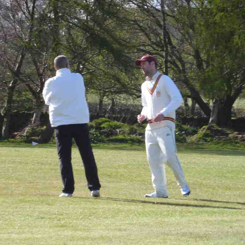 2nd XI v Sowerby Bridge 30-04-16