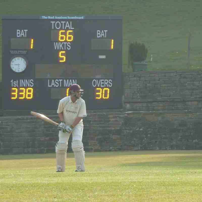1st XI v Booth 07-07-16