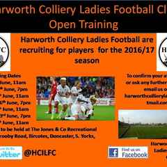 Harworth Colliery Ladies FC Update