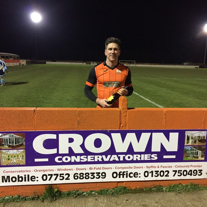 Colliery 5 Lincoln Moorlands 2 Match report