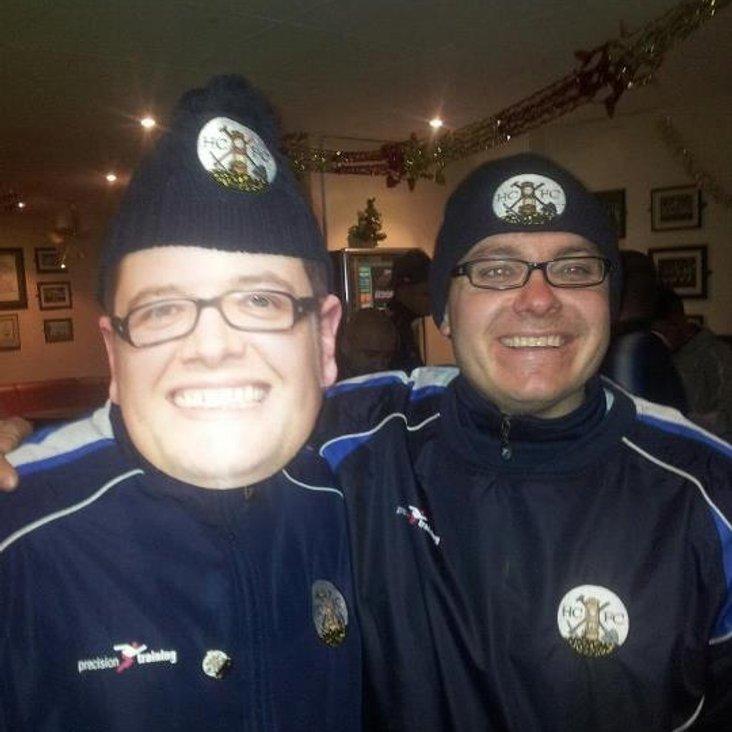 Meet the Supporter Jonny Wilson<