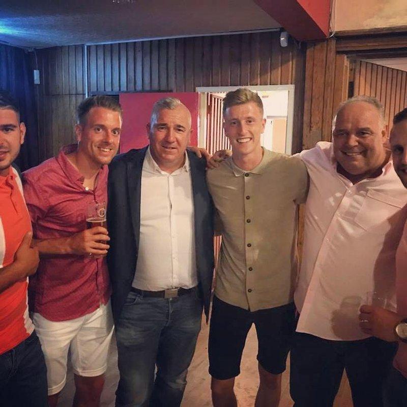 Hirst/Sterland Sportsmans Evening success