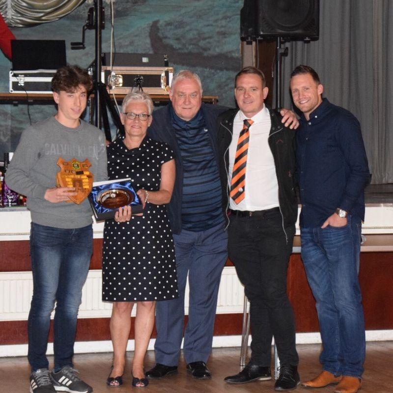 Harworth Colliery Presentation night