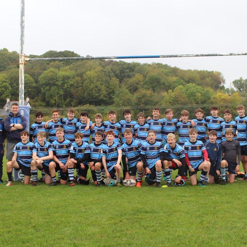 Ripon U15 lose to Beverley 18 - 5