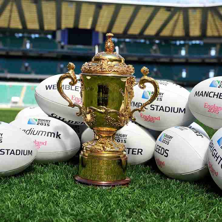 Rugby World Cup Final at ORFC!
