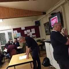 ORFC host a safeguarding course at the club.