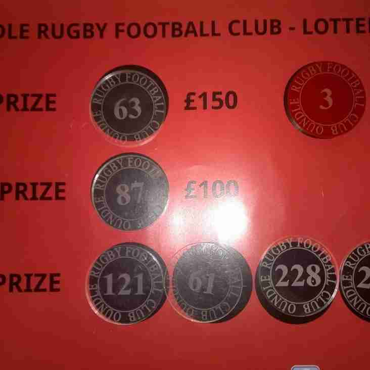 September Lottery Result