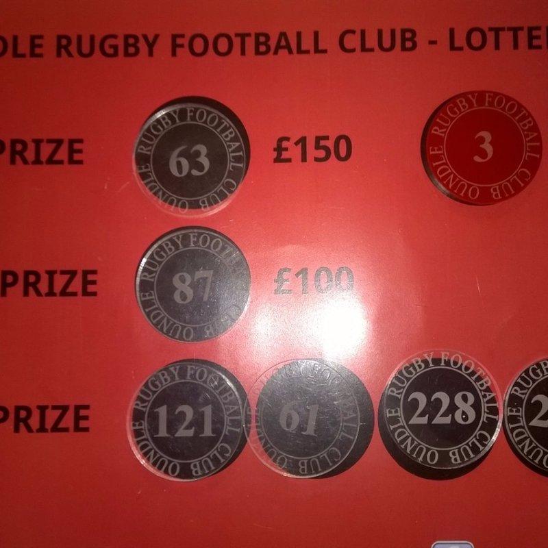 September Lottery Result