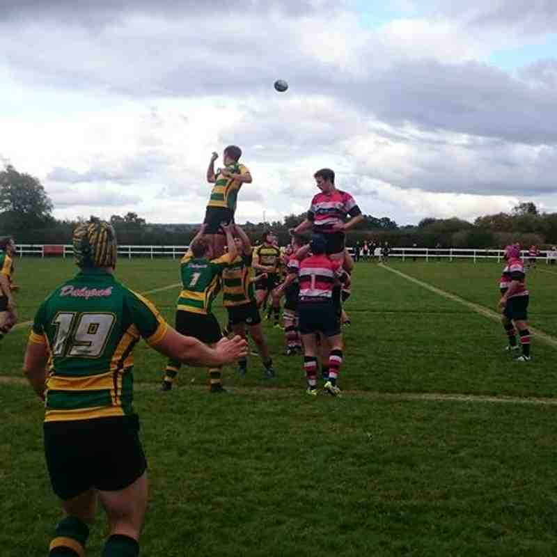 Eagles Dev XV v Bugbrooke 2nd XV - Sat 22 Oct 2016