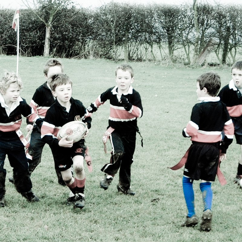 Summer Rugby Camp at Oundle RFC - Years 3 to Years 9