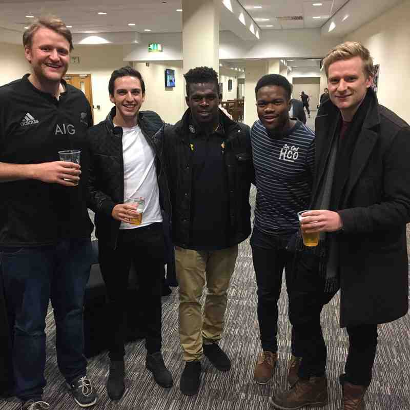 Men's 2nd XI v Camberley & Farnborough 1 - Fri 14 Oct 2016
