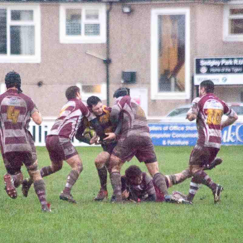 Sedgley Second XV vs Rochdale