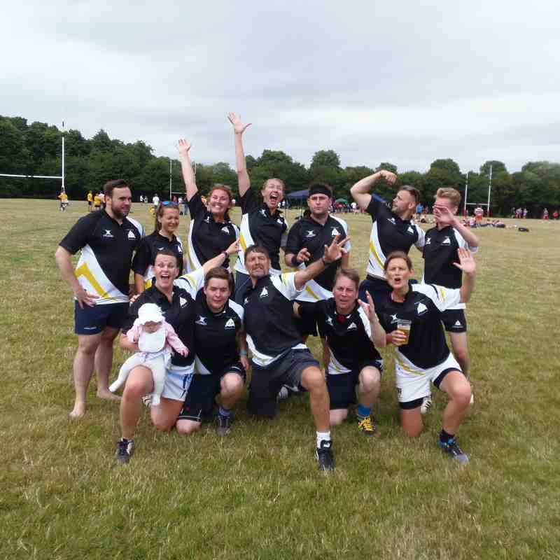Winchester RUFC Touch Festival