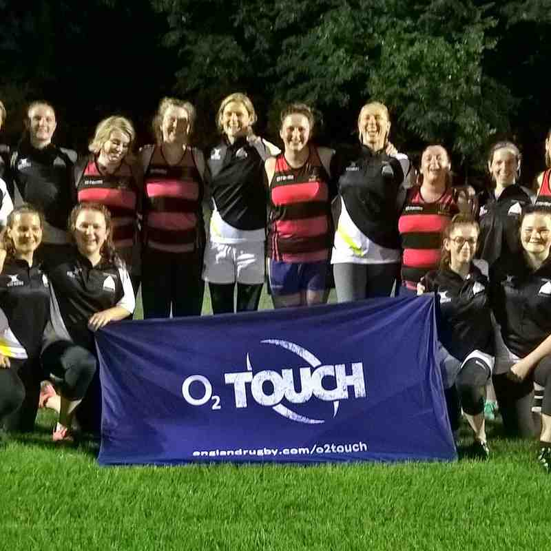 Farnham Saxons Ladies v Alton