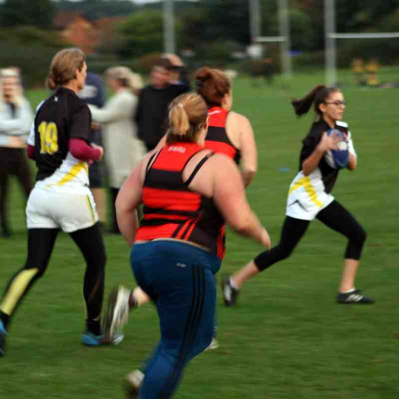Saxons v Alton Ladies
