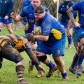 Game of two halves ends in a rare draw