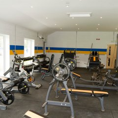 New Gym Facilities