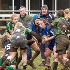 Matlock Ladies v Sileby Ladies 28th Jan 2018