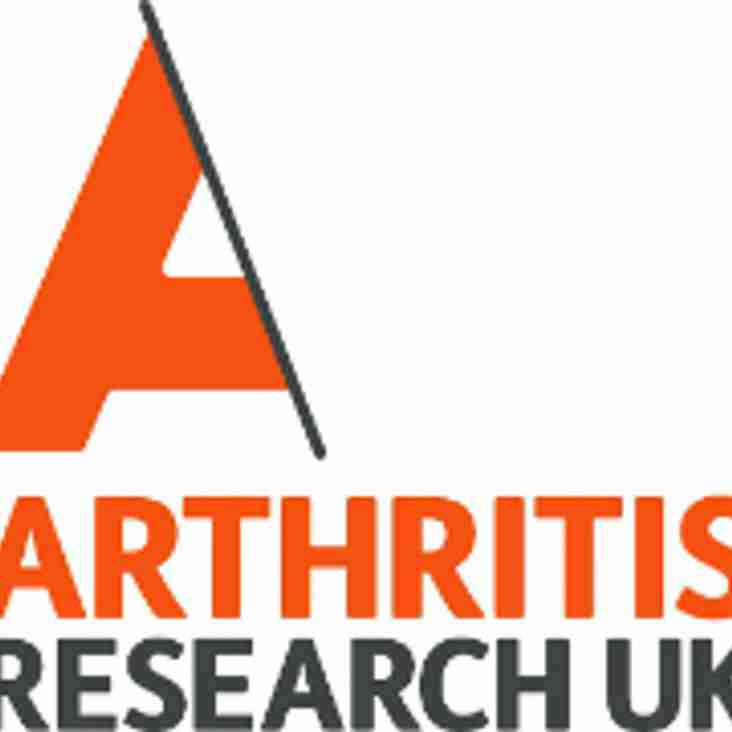 Rory Brown - Arthritis Research UK