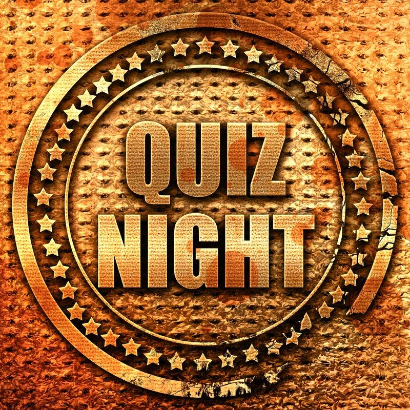 Club quiz night with Dave Rayner