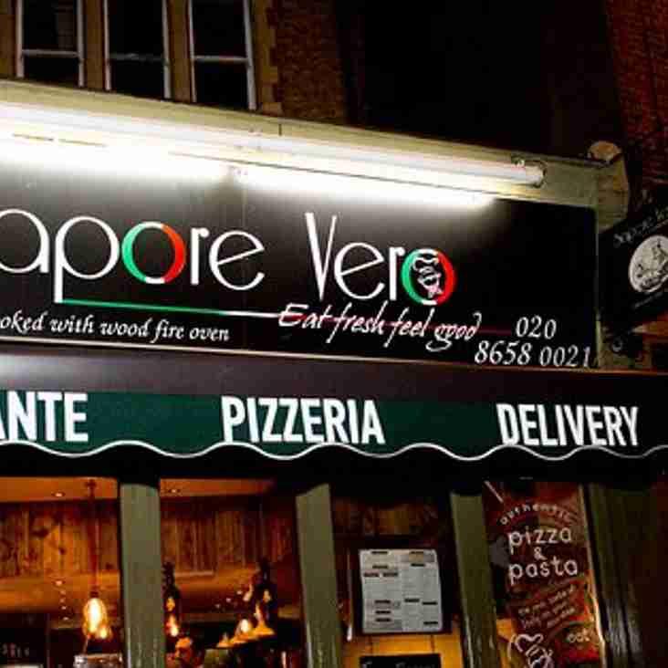 Sponsor Announcement - Sapore Vero