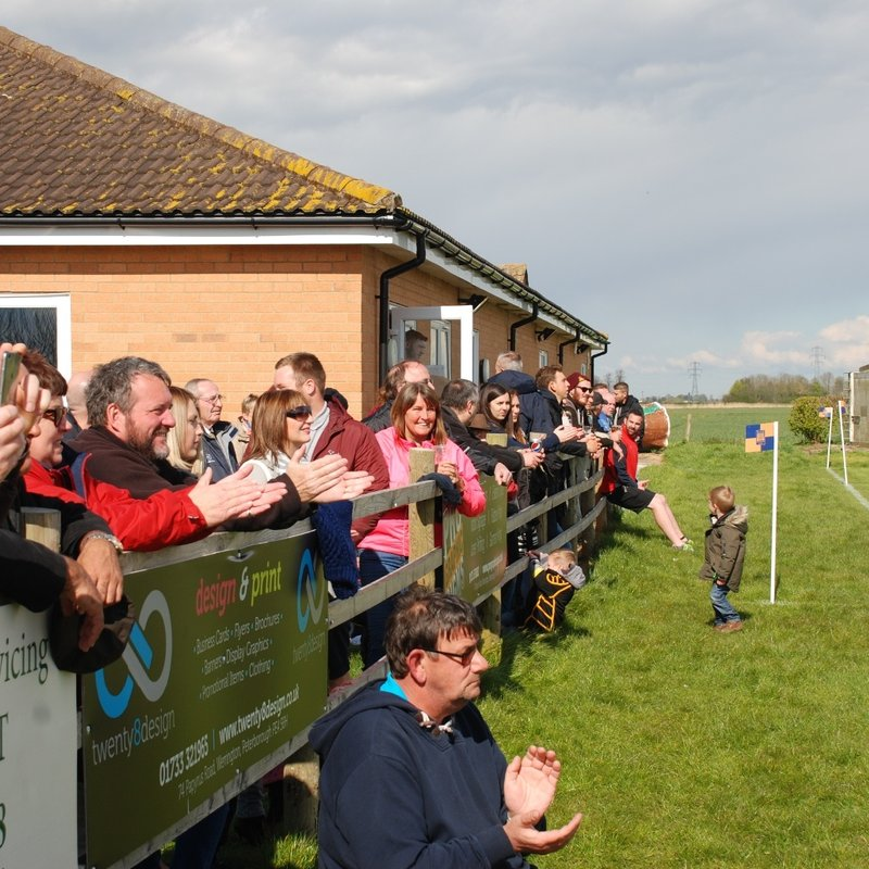 Thorney RUFC teams up with Lovell Rugby