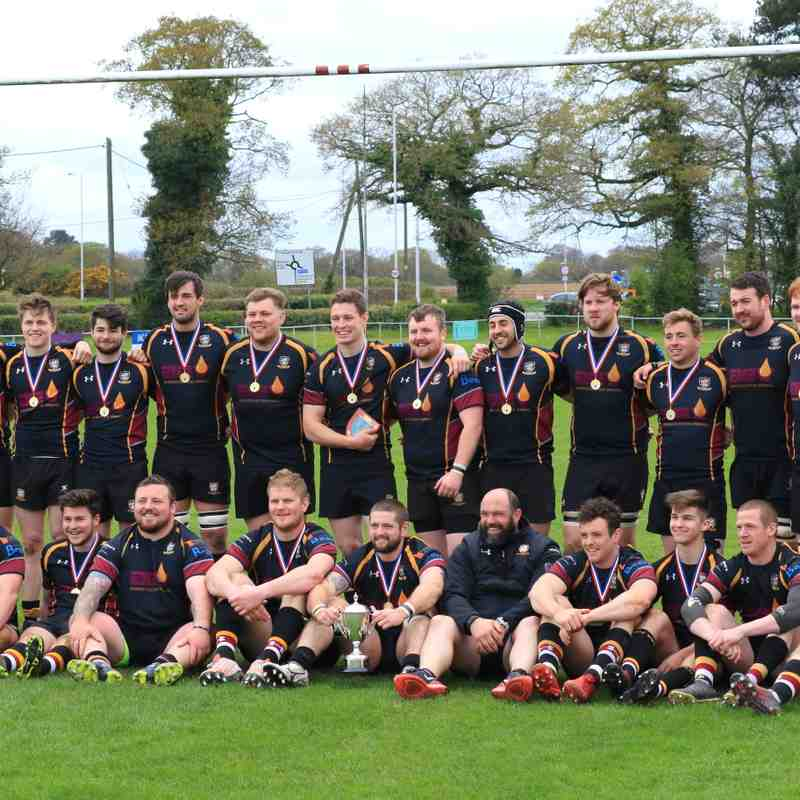 Cheshire Cup 15.4.17