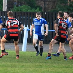 2nds v Widnes 23.12.17