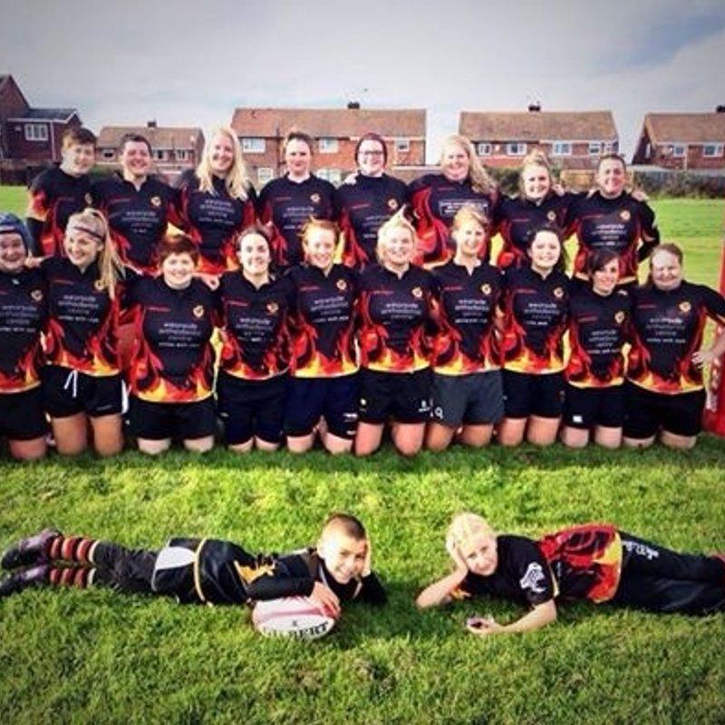 Sunderland Ladies vs. Sheffield Ladies