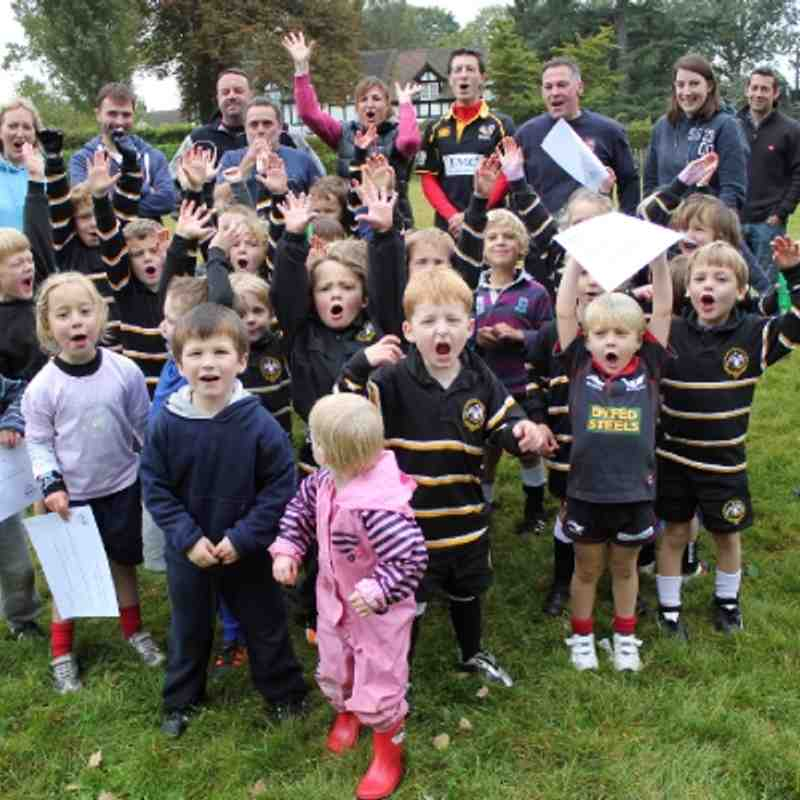 Marlow Minis U6 Section 7th October