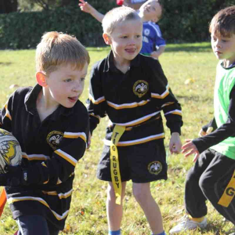 Marlow Minis U6 Section 14th October
