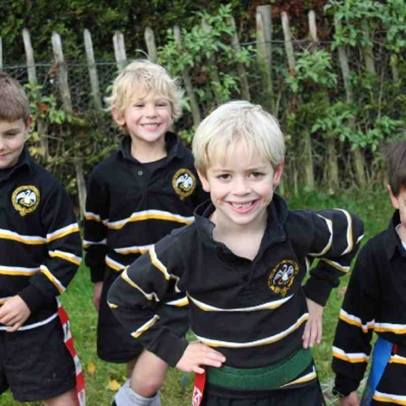 Marlow Minis U6/U7 Section Sunday 21st October