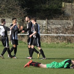 Walshaw vs Stockport Georgians 21/03/2015