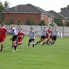 Prestwich Heys vs Walshaw 08/08/15