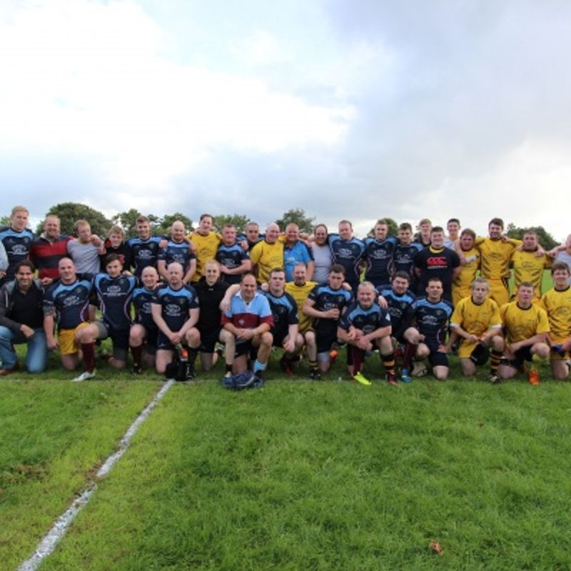 Dyce RFC lose to North Scotland Police 124 - 3