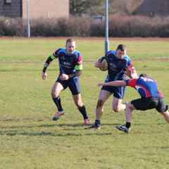 Peterhead RFC vs Dyce RFC 14.03.2015