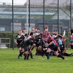 Fraserburgh vs Dyce RFC 16.01.2016