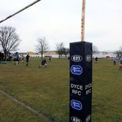 Dyce RFC vs Aberdeenshire 3rds 12-03-16