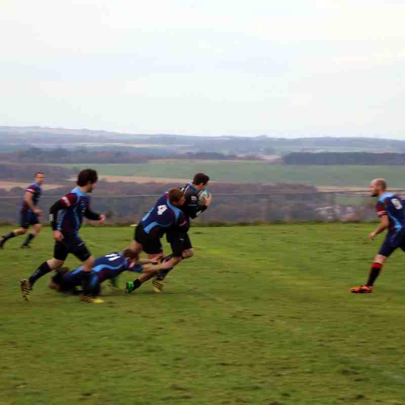 Dyce RFC vs Fraserburgh RFC 22-10-16