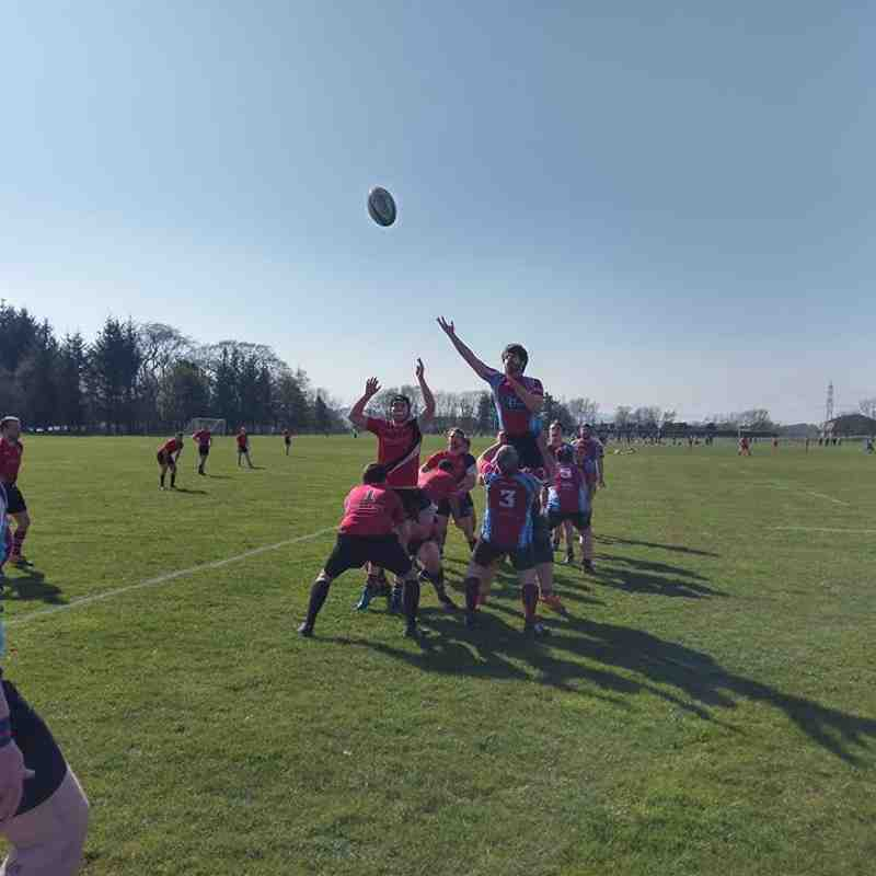 Aberdeen University Medics vs Dyce RFC