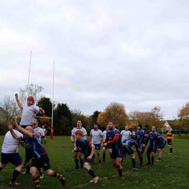 North Police Scotland vs Dyce RFC