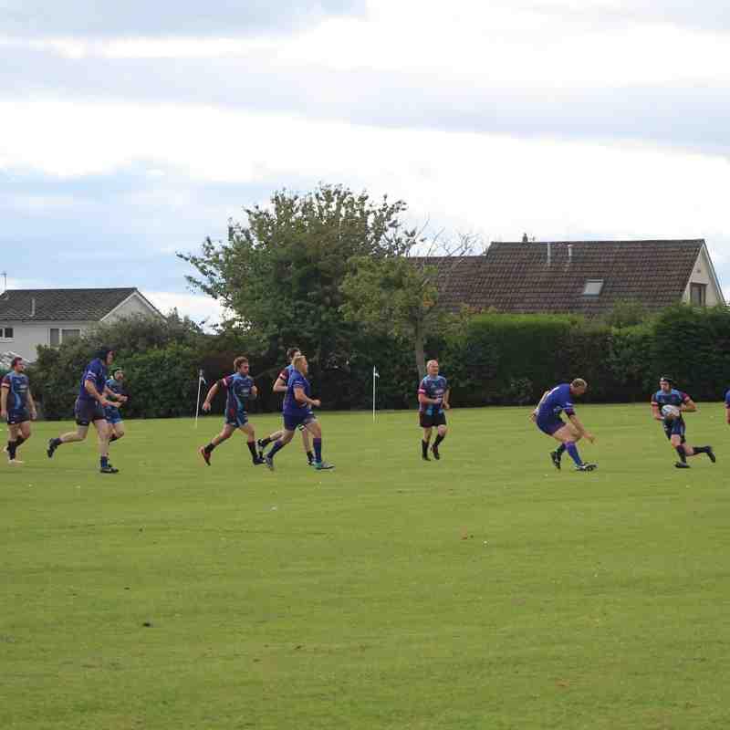Dyce RFC vs North Scotland Police, North Region Referee's Cup