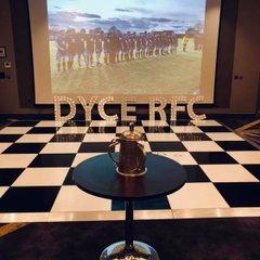 Dyce RFC annual dinner & awards night.