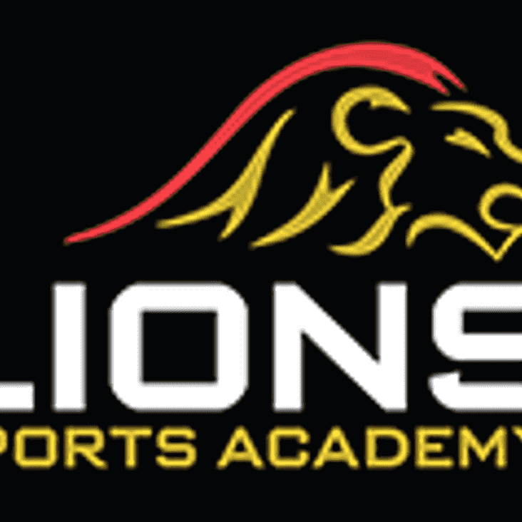 Lions Sports Academy Transition Camp @ Teddington RFC