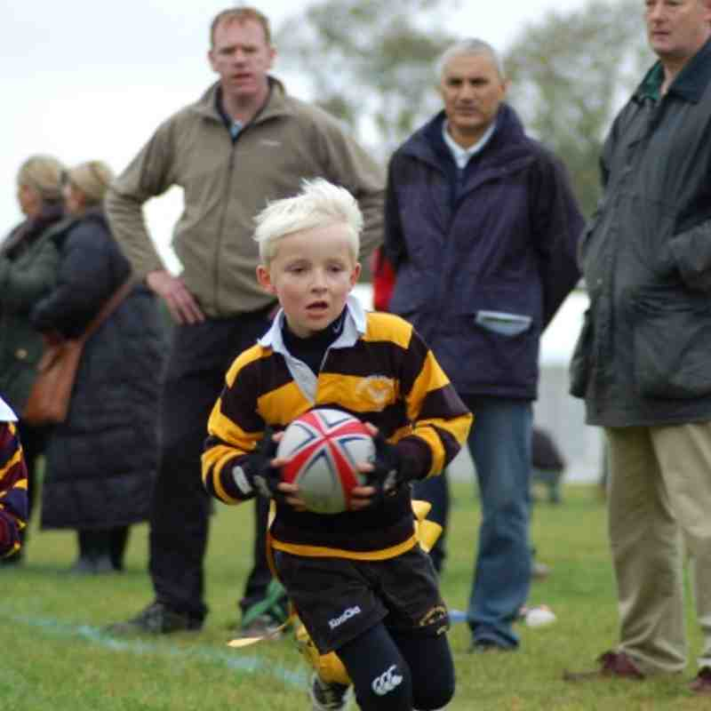 Bishops Stortford Elite Festival Under 7's 21st Oct 12
