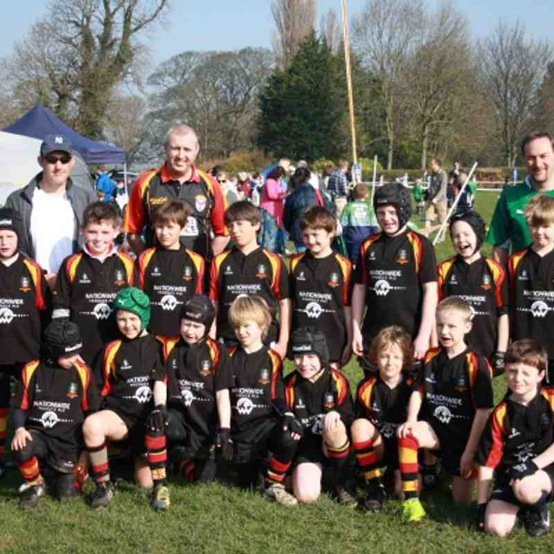 Southport RFC Under 10's