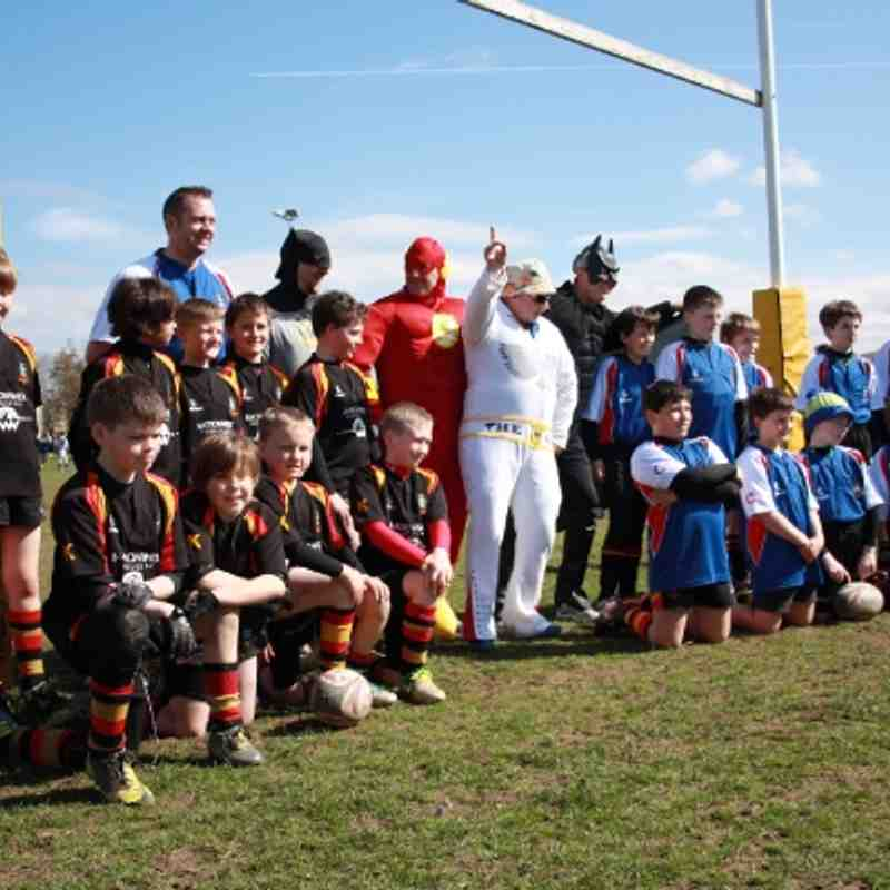 Southport U10's Kendal Tournament