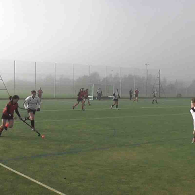 NHC Ladies 1st XI vs Broom (away)