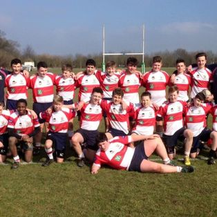 U14 Miss out in East Mids Plate Final